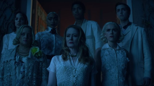 chilling adventures of sabrina 3x04