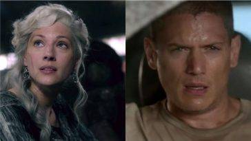 Lagertha e Michael Scofield