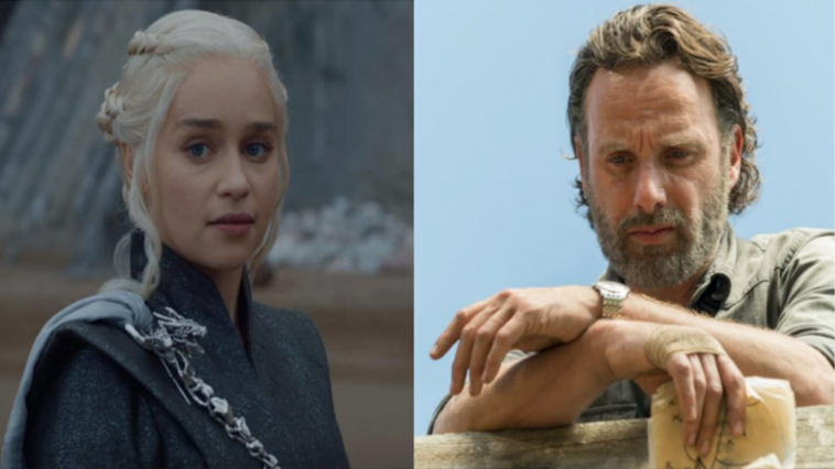 Daenerys e Rick Grimes
