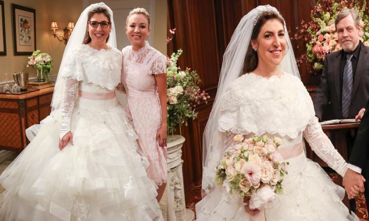 Abiti Da Sposa Orrendi.The Big Bang Theory E Altre 4 Serie Tv Con Abiti Da Sposa Bruttissimi