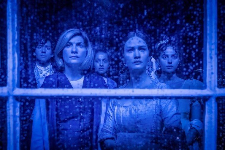 Risultato immagini per doctor who the haunting of villa diodati