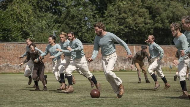 The English Game - miniserie Netflix