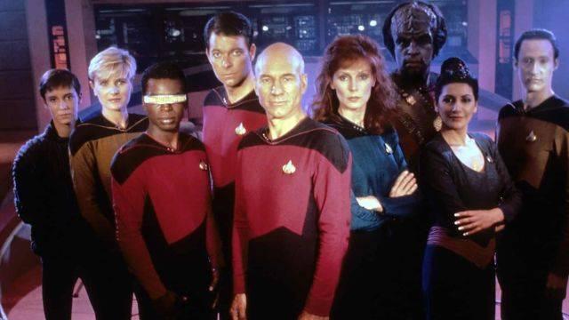 migliori serie tv fantascientifiche - star Trek