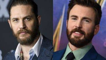 Tom Hardy - Chris Evans