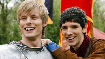 Merlin su Netflix
