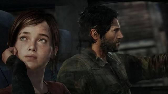 The Last of Us Joel & Ellie 640x360