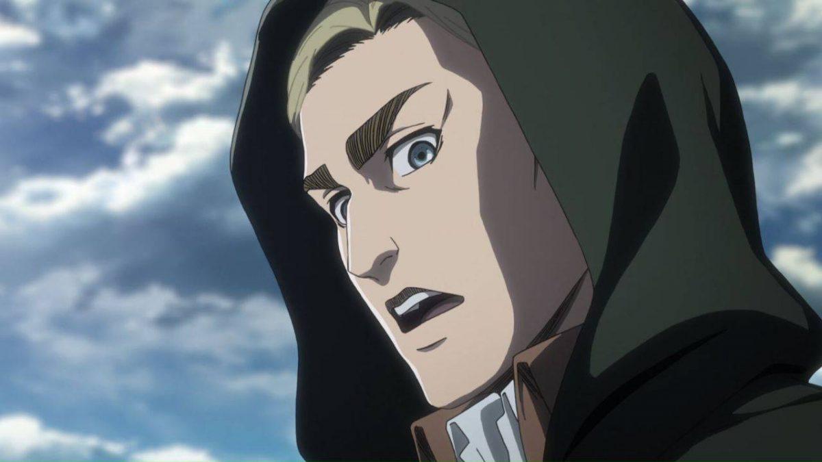 Attack on Titan - Erwin: la purezza di un animo gigante