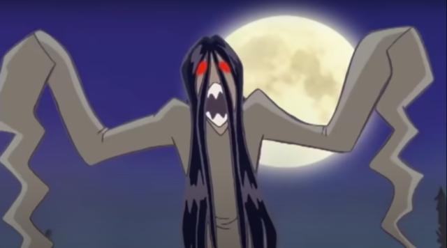 villain cartoni animati