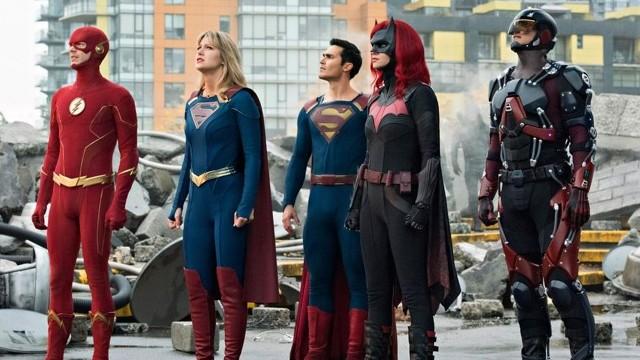 Flash Arrowverse